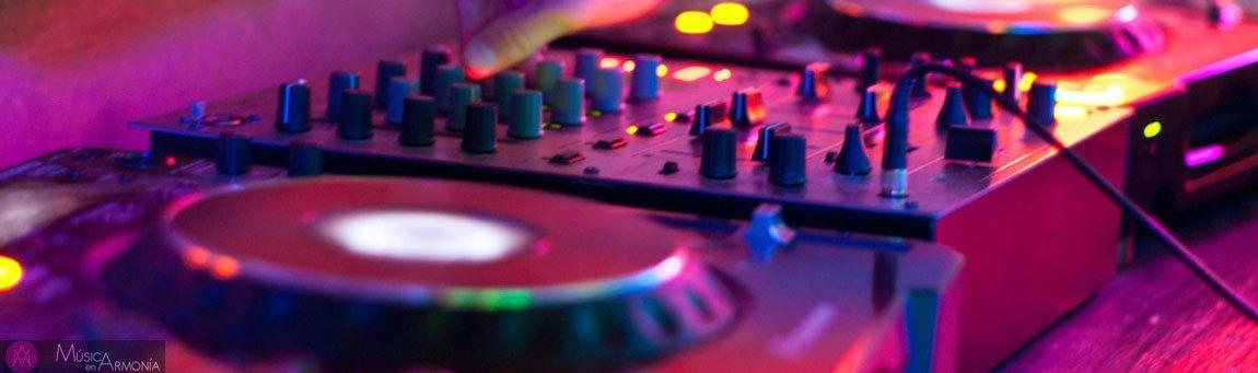 DJ para ambientar